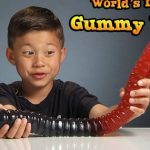 7 World's Biggest Gummy Worms for Your Sweet Tooth
